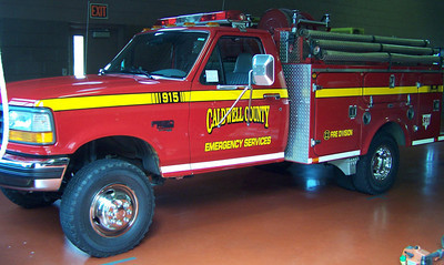 Caldwell County Fire Services (Former)