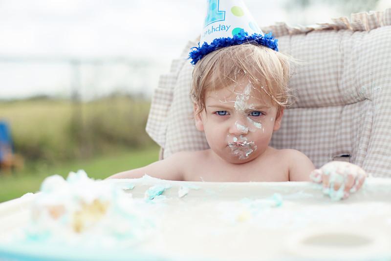 Jacobs 1st Birthday