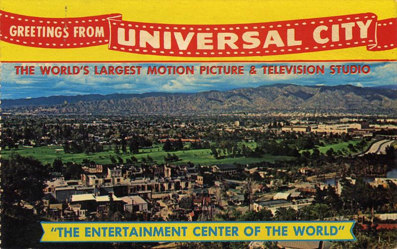 Universal City Greetings