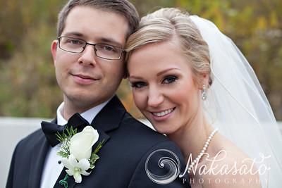 Angela & Eric {wedding day}