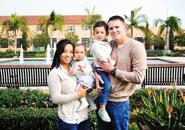 Spear Family :: Jay, Leizel, Jude & Lila