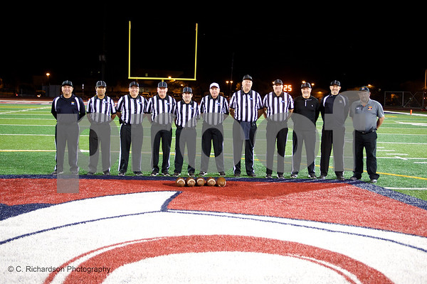 Officials Saguaro vs Desert Edge 11-16-18