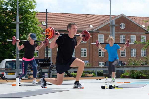 Fitness Grøndal Multicenter