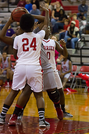 Berrien vs Lanier ladies