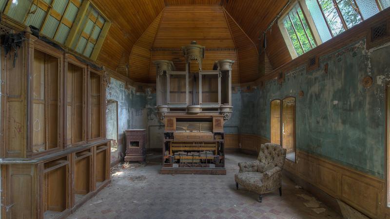 Urbex - Villa Amelie