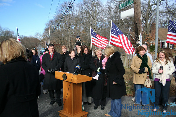 Brookhaven Street Dedication