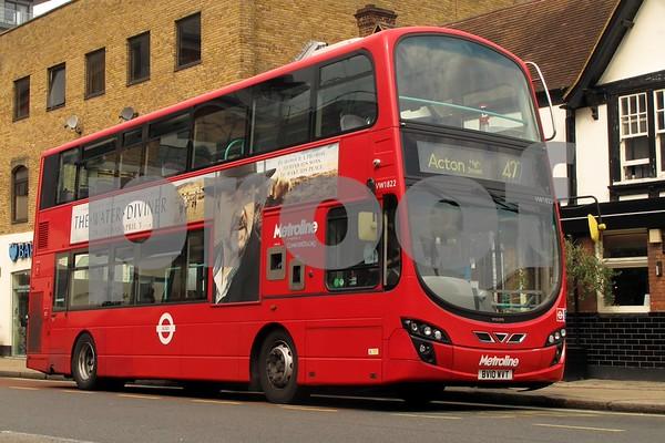 London Buses June 2015