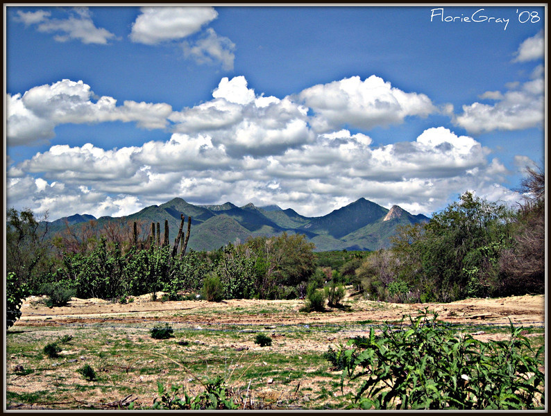 Nuages, Baja 