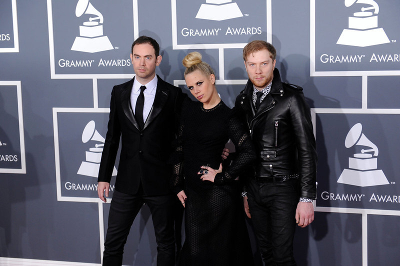 . Neko arrives to  the 55th Annual Grammy Awards at Staples Center  in Los Angeles, California on February 10, 2013. ( Michael Owen Baker, staff photographer)