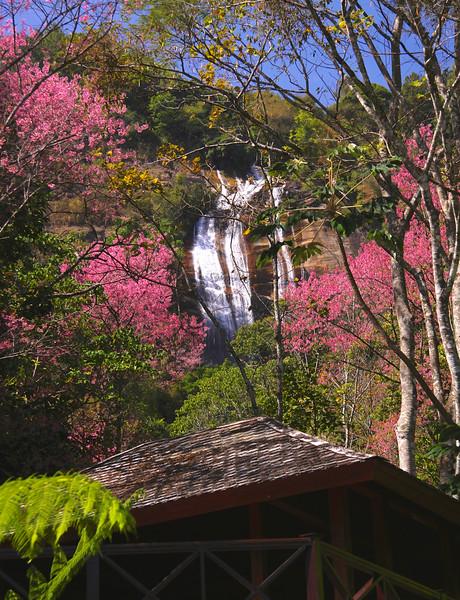 Siribhume Waterfall - Doi Inthanon National Park - Chiang Mai