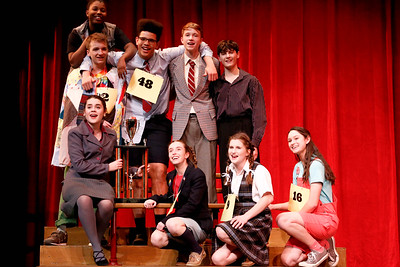 US Musical: 25th Putnam County Spelling Bee
