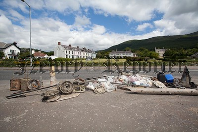 Some of the Rubbish washed up. R1526043