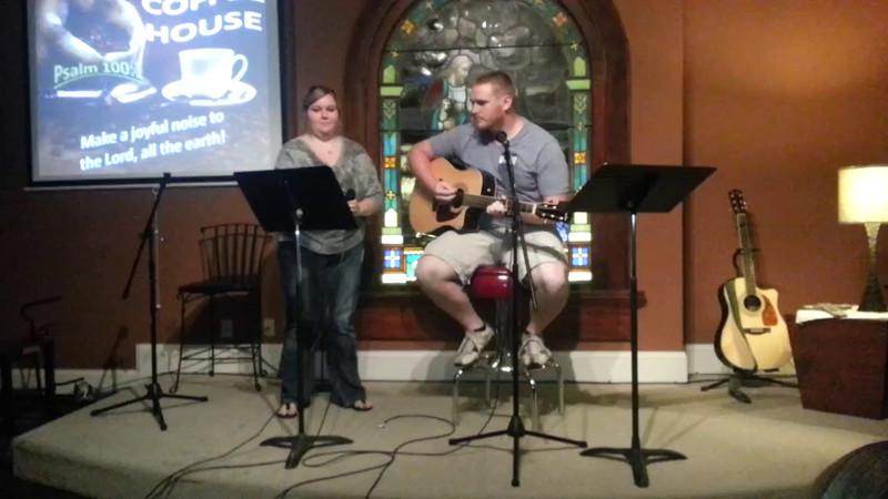 Ashley & Chandler Singing