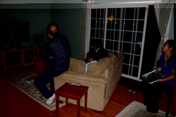 Thanksgiving 2012 @ Benny and Idyed