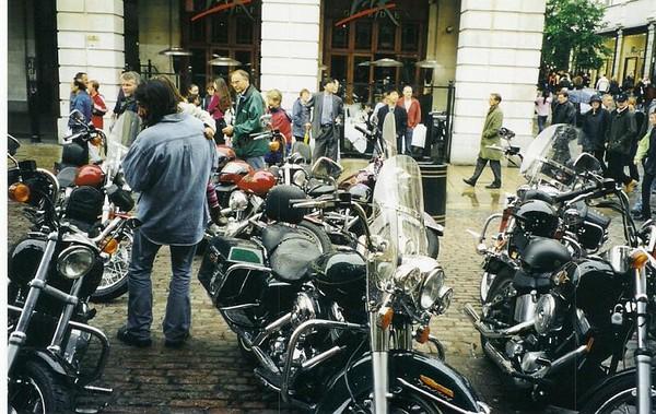 Hard Rock - Covent Garden 2004