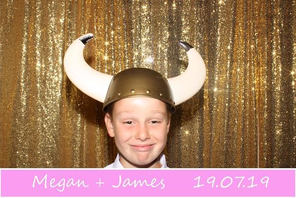Megan + James