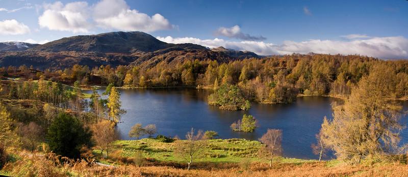 The English Lake District Panoramas