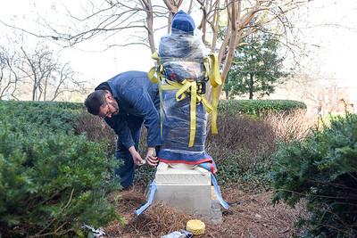 Statue Restoration project