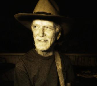 Richard Caudle, Musician/Banjo Man ~ Grass Valley ~ May 2014