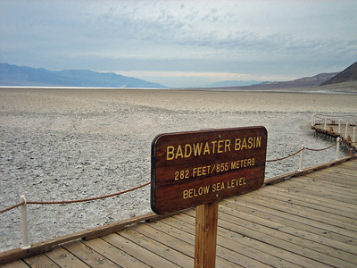 Badwater Road Attractions