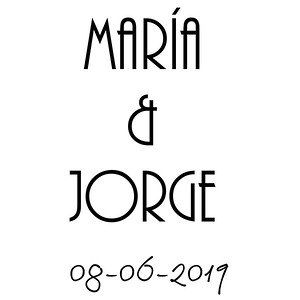 María & Jorge 08.06.19