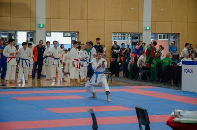 2019-03-16 Qld Karate Championships