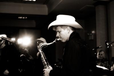 Tony Harrison and Hot Texas