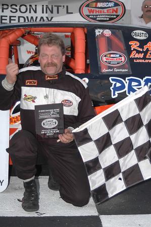 Thompson Speedway 7-26-2007 Victory Lane