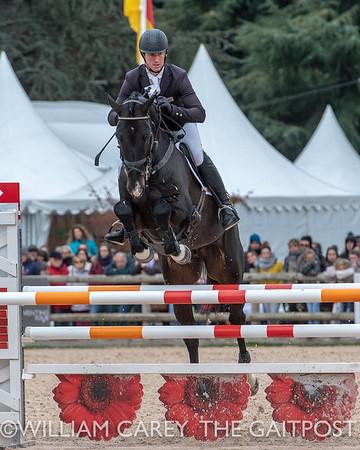 2018-10-28 Les 4 Etoiles de Pau CIC ** GB Riders - With The Gaitpost
