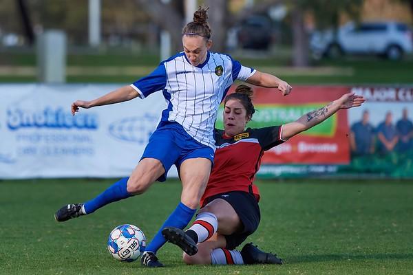 Murdoch University Melville FC v Northern Redbacks FC