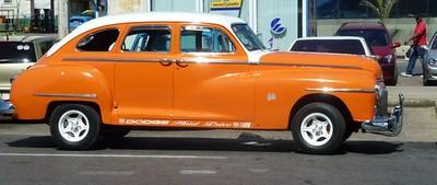 Dodge - Wilson Morris '61