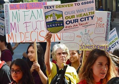 """""""We Are Denver"""" Rally - Denver,Co - 7/20/15"""