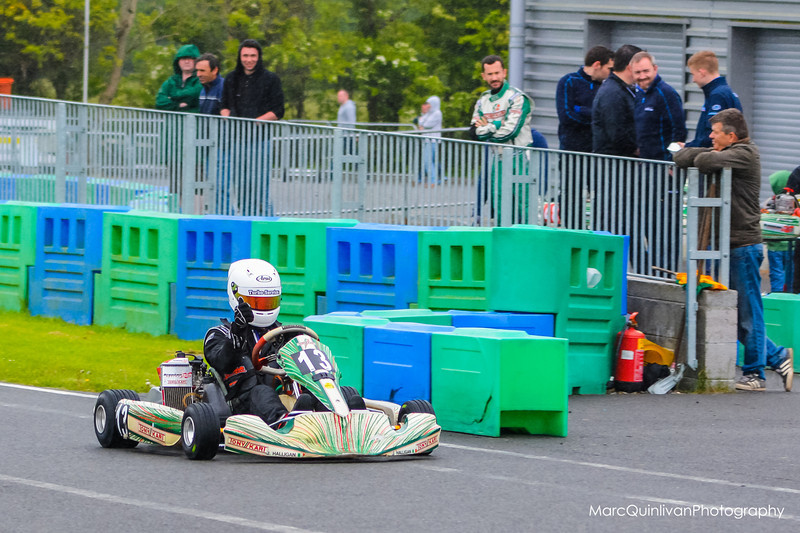 Irish Karting Club - Round 2 2014