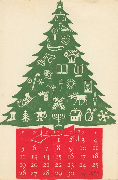 December, 1965, Herity Press