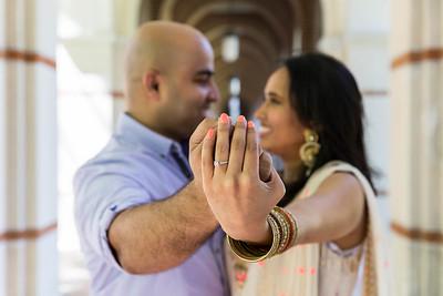 Darel and Jyoti