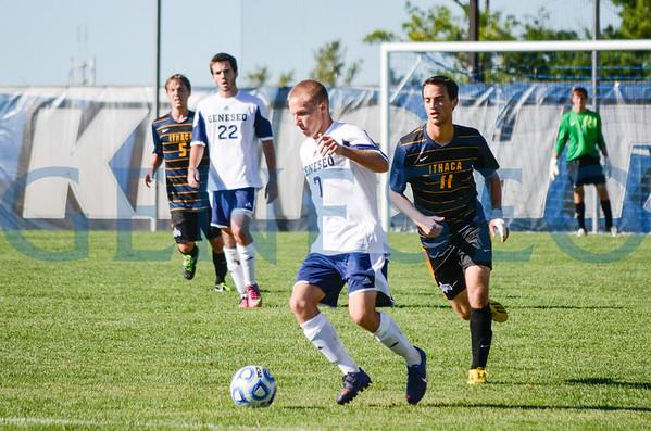 Men's Soccer vs. Ithaca (Photos by JB/MS/JC)
