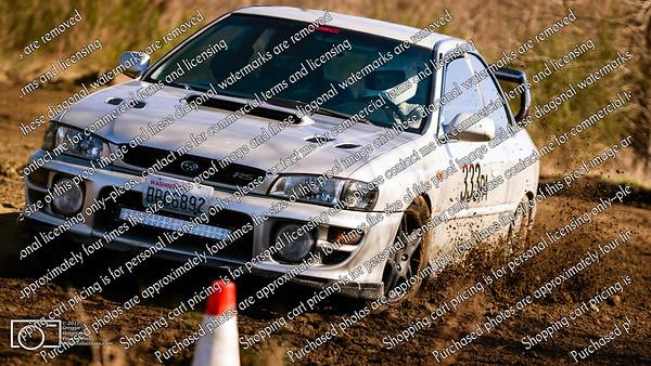 333 Silver Subaru RS