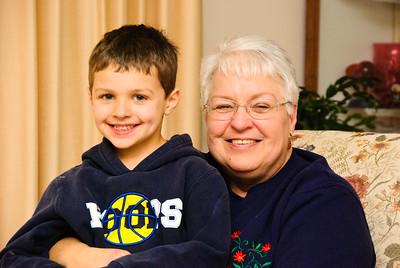 2008 Dec - Christmas Eve