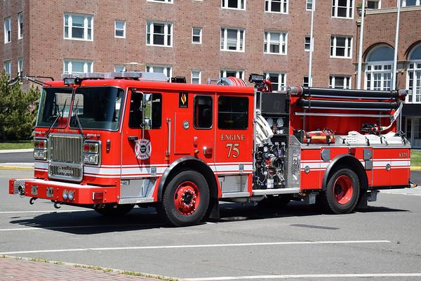 Asbury Park Fire Department Station 83-1