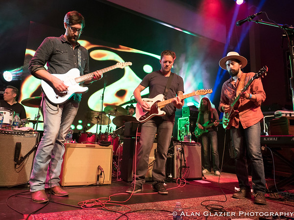 2017 Blue Rose Benefit, Jackie Greene and Friends