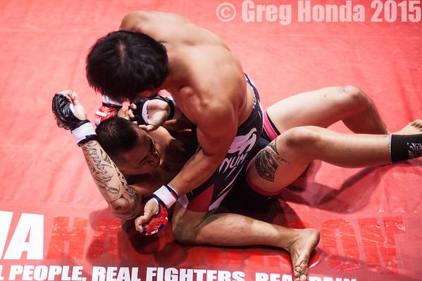 Scott Higashi VS Mark Keomalu