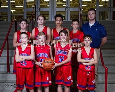Jr High Boys Basketball