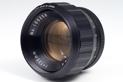 JML Optical 135mm 1:4.5