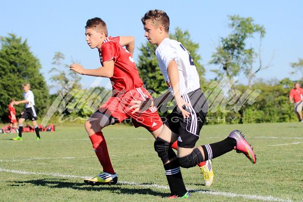 waverly jr high soccer 2013
