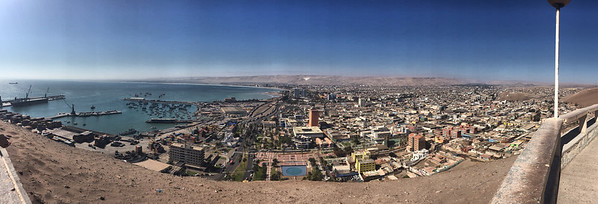 Arica full view