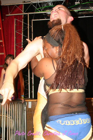 02 Johnny Angel & Lea Morrison vs Buck Nasty & Luscious Latasha