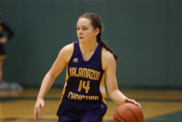 Girls Basketball vs. Hackett - 1/15/16 - KCHS