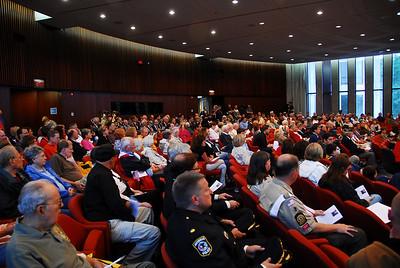 Naperville 9/11 Ceremony 2010