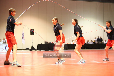 6/22 Double Dutch Pairs Freestyle Station 3 Heat 16-19