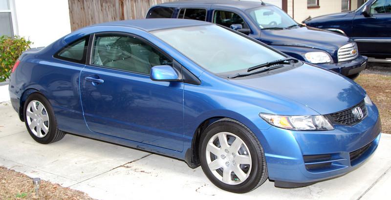 2011.01.22 - 2010 Civic